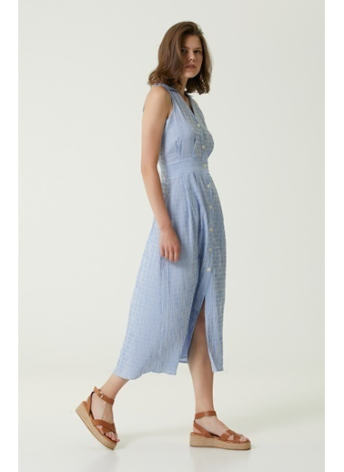 NetWork Kadın 1079936 Elbise Mavi